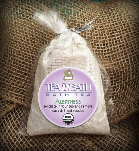 Alterness individual bath (Certified Organic)