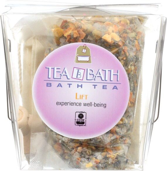 Lift bath refill bath (Certified Organic)