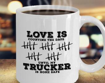 Love My Trucker Etsy