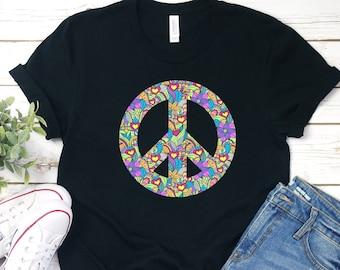 5dbdc96f15c Peace Sign Shirt