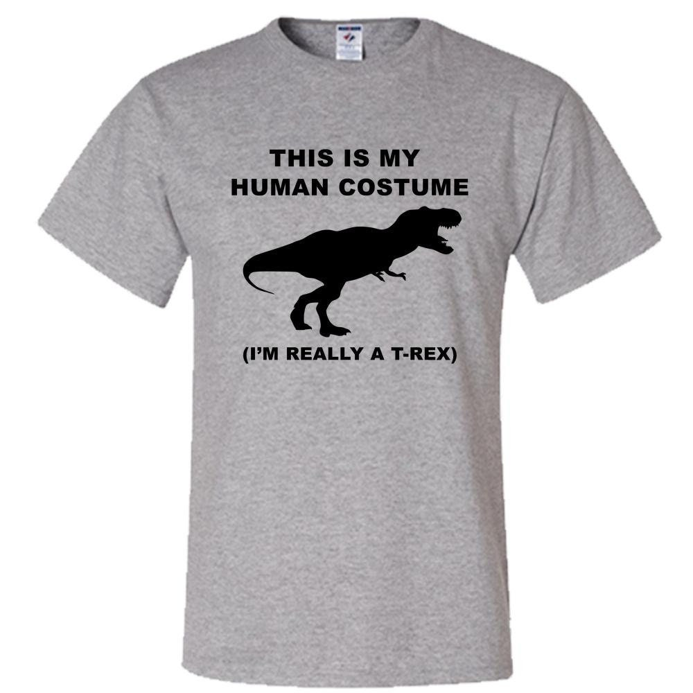 «Ce est mon homme Costume» T-Rex T-Shirt, Shirt Unisex T-Shirt, T-Rex je suis vraiment un T-Rex, tee-shirt T-Rex mignon, drôle Halloween Costume, Costume homme 19223b