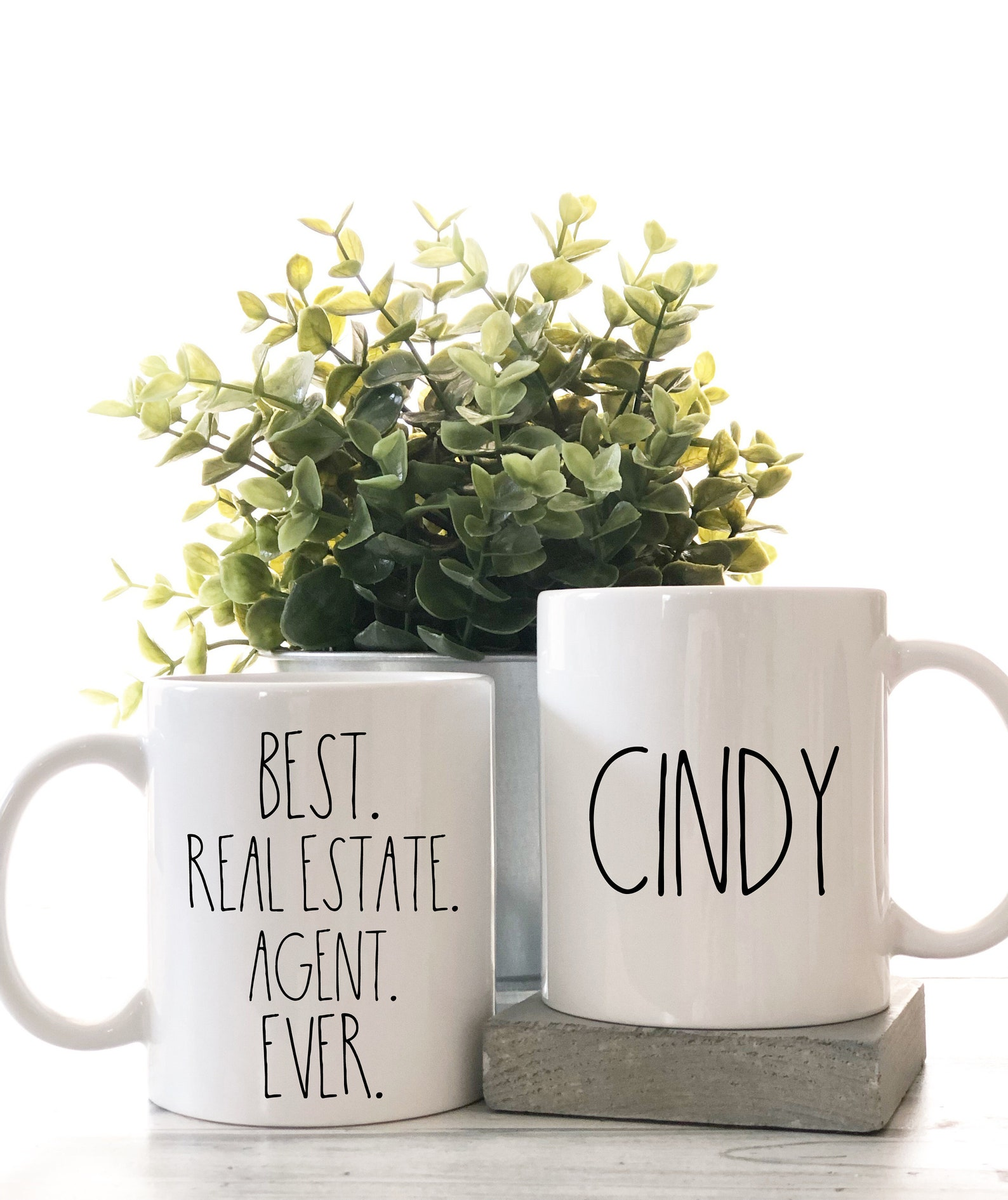 Best Real Estate Agent Ever Coffee Mug
