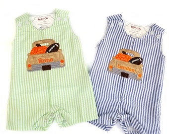 27988eca193f Baby Boy Fall Romper, Pumpkin Outfit, Boy Thanksgiving outfit, Baby Boy  Overalls