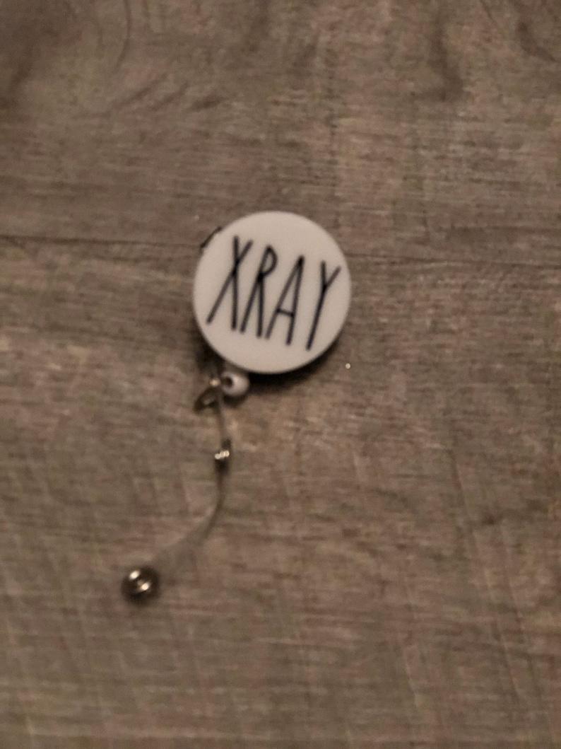 Rae Dunn badge  Rae Dunn inspired  Rae Dunn inspired badge reel