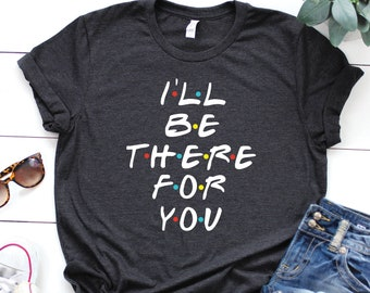 Womens Admin Squad Ill Be There For You Funny T-Shirt Sweatshirt Hoodie Tank Top For Men Women Kids