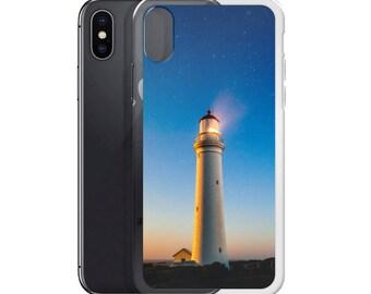 Lighthouse Cape Nelson Lighthouse Sea Tower Ocean Light House Smart Phone Case