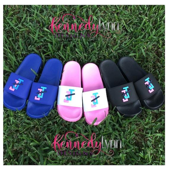 Jack and Jill Slides/  Unisex slides/ Slides/ Sandals