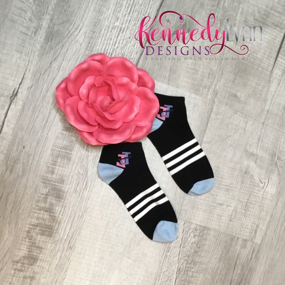 Jack and Jill Ankle Sock - Black