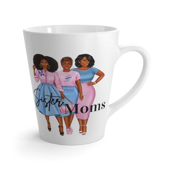 Jack and Jill Sister Moms Latte Mug/ Coffee Lovers