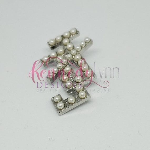Jack and Jill of America, Inc./ Pearl brooch/Lapel Pin/ Bling pin/