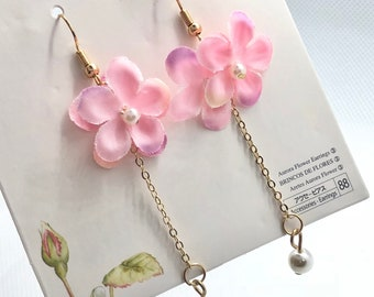 Earrings - Flower style