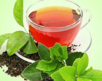 Green Tea & Honey Fresh Hand Dipped Charcoal Incense 20 Sticks Home Fragrance Handmade Gift