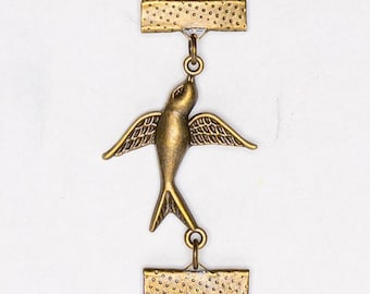 Bronze Bird Artmark