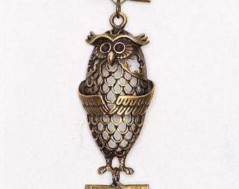 Wise Owl Artmark