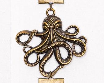 Bronze Octopus ArtMark