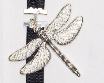 Large Silver Dragonfly Artmark