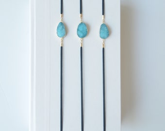 Blue Druzy Artmark