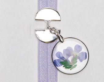 Pressed Flower Artmark