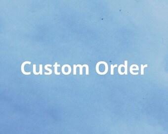 Custom Order Janette