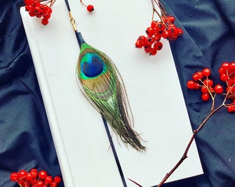 Peacock Feather Artmark