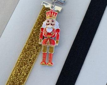 Nutcracker Bookmark