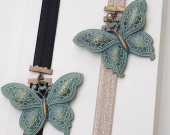 Bronze Butterfly Artmark