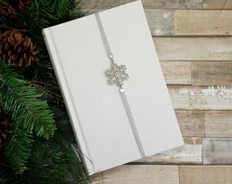 Silver Snowflake Artmark