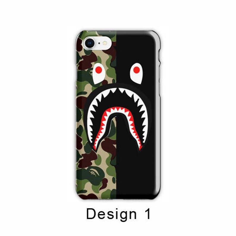 coque bape iphone 7 plus
