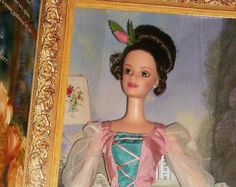 """NEW Special Edition Barbie Doll """"Fair Valentine"""", Hallmark, Mattel #18091, NEW"""