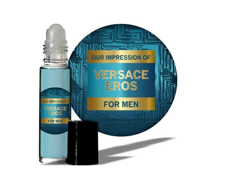 37b5632d67532 Impression of Versace Eros Men (10ml Roll On) Body Oil Type Fragrance