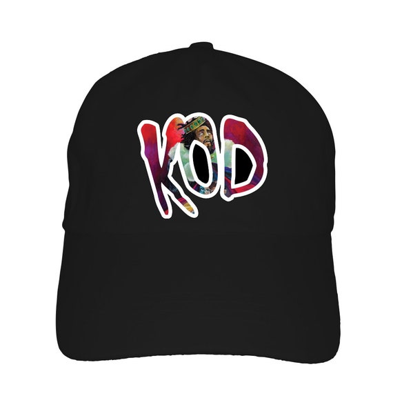 KOD Kids on Drugs J Cole Inspired Dad Hat Baseball Cap  190c2ce0725