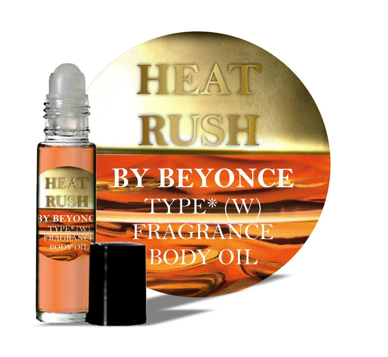 08c49af27 Heat Rush by Beyonce Type Inspired fragrance body oil Perfume | Etsy