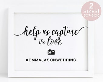 Instagram wedding | Etsy