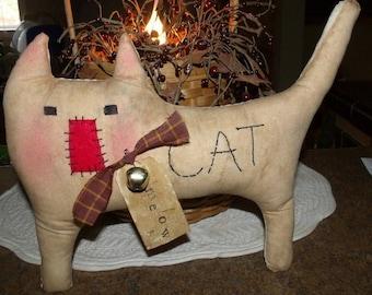 Primitive Cat Doll