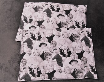 Marilyn Monroe Placemats