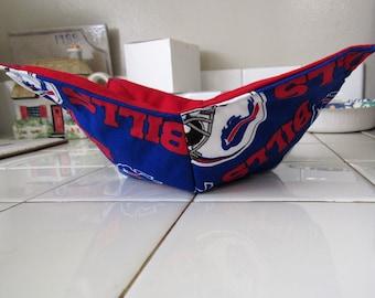 Buffalo Bills Reversible Microwavable Bowl Cozy