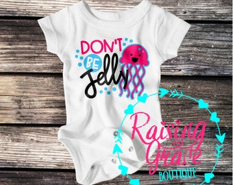 Don't Be Jelly Bodysuit