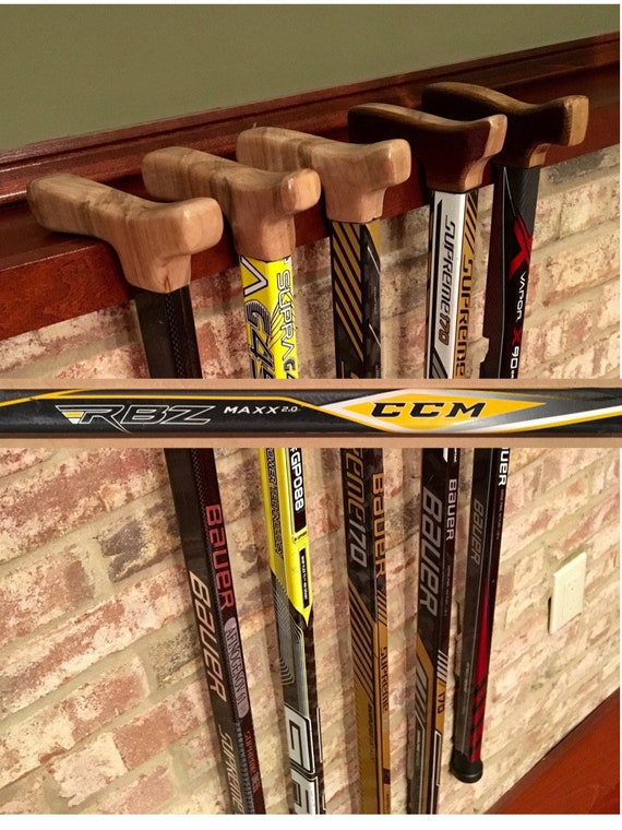 Hockey Stick Cane Ccm Rbz Maxx 20 Custom Sized Available Etsy
