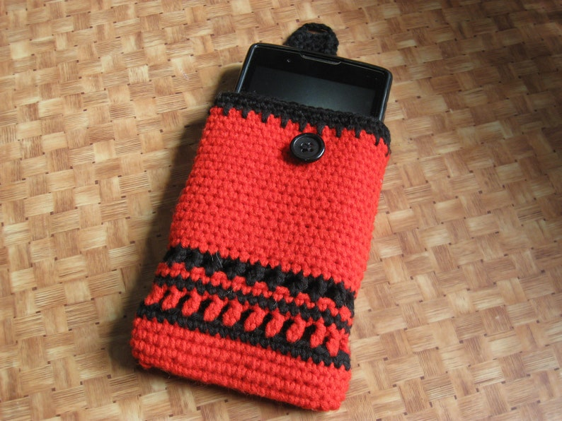 Phone Cases Crochet Cell Phone Wallet Cell Phone Pouch Etsy