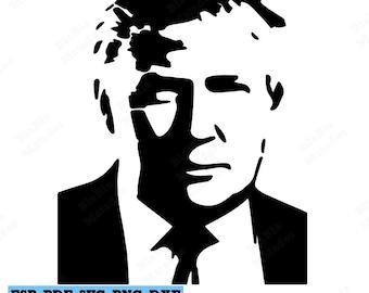 Trump Svg Etsy