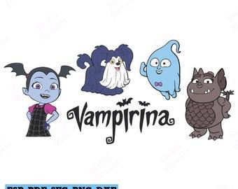 Vampirina, Vampirina SVG, Vampirina Vector, Vampirina SVG Cricut, Vampirina  Bundle, Vampirina ClipArt