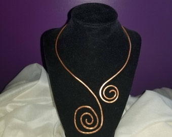 Reiki Charged Copper Choker