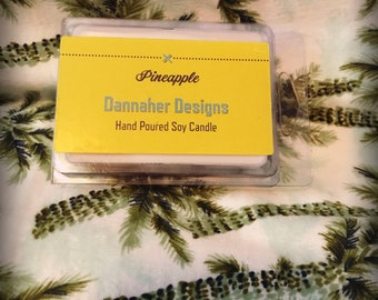 Pineapple Wax Melts