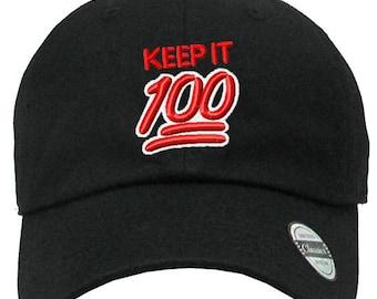 e45902f5012 Keep It 100 Baseball Cap