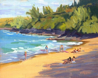 Fleming Beach, Kapalua Maui