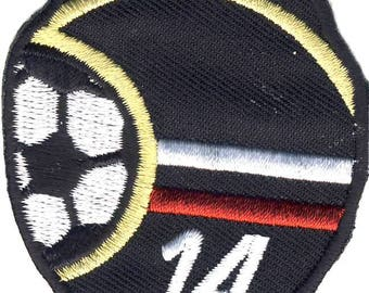 Soccer football Deutschland Germany symbol 14 patch appliqué patches #9116