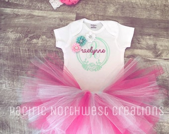 Personalized Tutu outfit