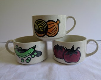 05ba88dcc42 Stoneware soup bowls | Etsy