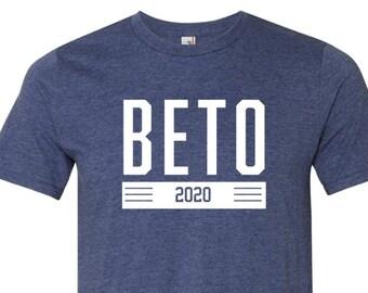 d50782d2 Beto O'Rourke T-Shirt. Beto For President Shirt. Beto For Texas Shirt. Beto  O'Rourke For Texas Senate T-Shirt.