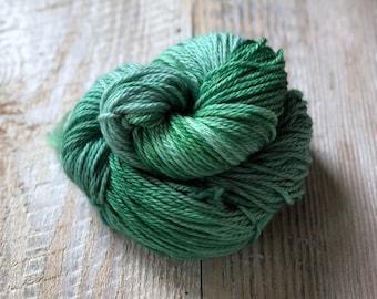 Spearmint- 100% Superwash Merino Wool, worsted weight